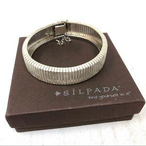 Like🆕SIPLADA Sterling Colosseum bracelet, retired